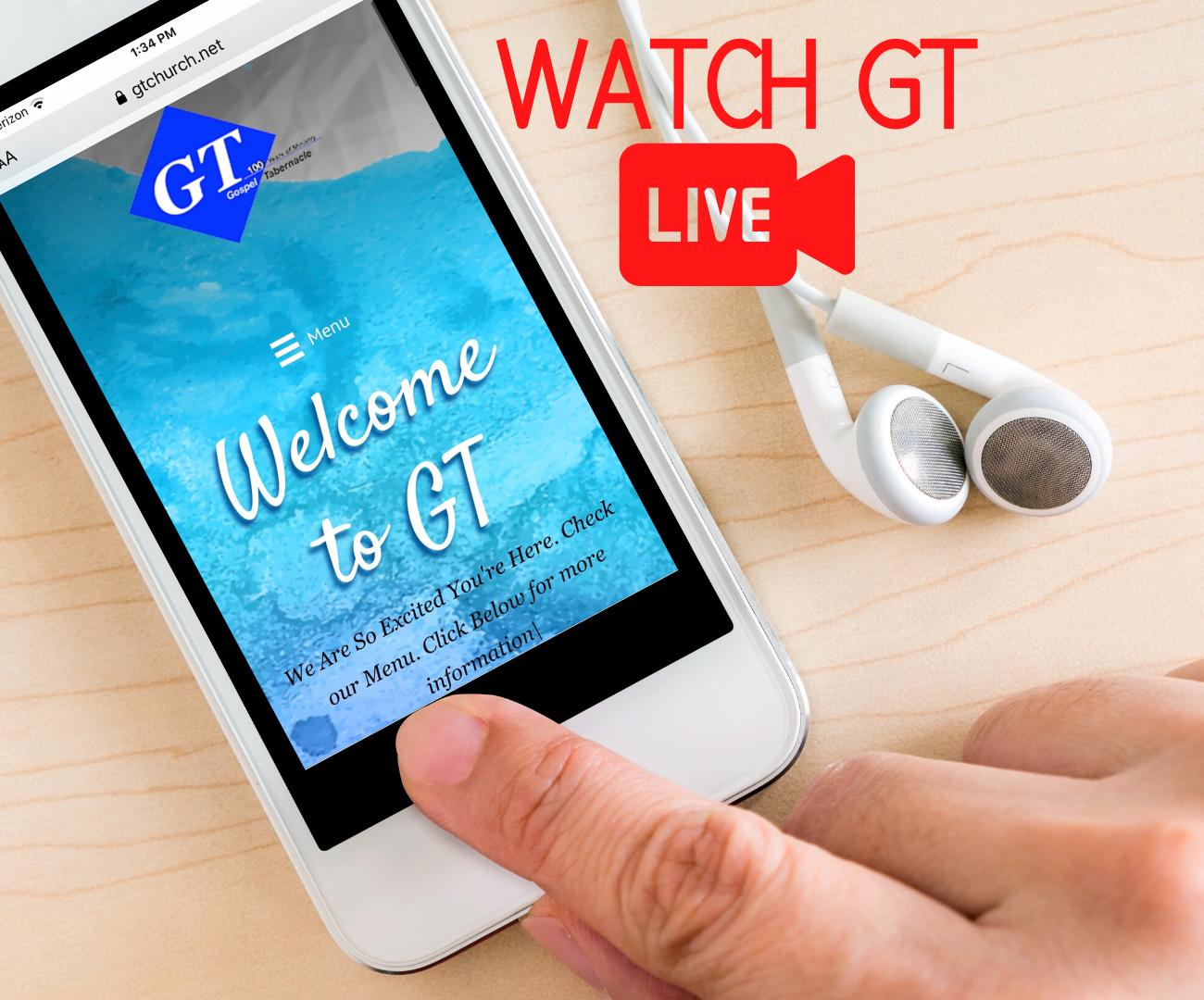 Watch GT-2